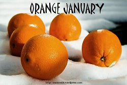 Orange January